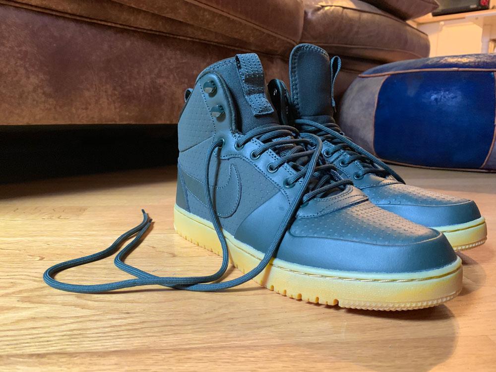 Consigli foto con iPhone XR scarpe