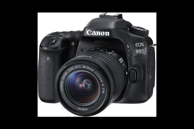 Caratteristiche canon 90D pic
