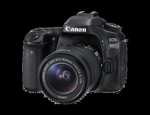Caratteristiche Canon 90D